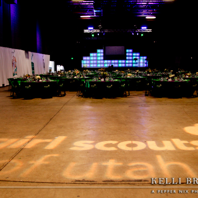 girl scouts of utah corporate event